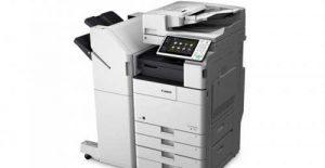 Location et entretien d'un photocopieur Canon pour les cabinets d'experts comptables